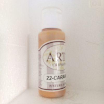 pintura artis 22-caramelo