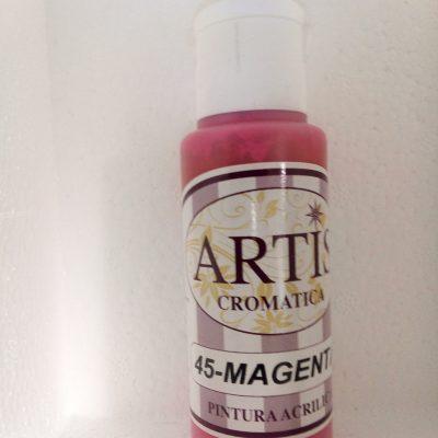 pintura artis 45-magenta