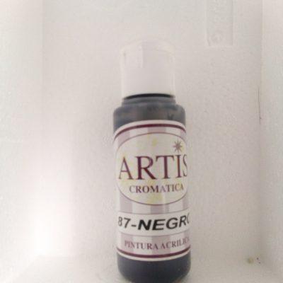 pintura artis 87-negro