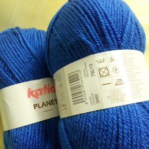 katia planet  lisa , azul real color 3982