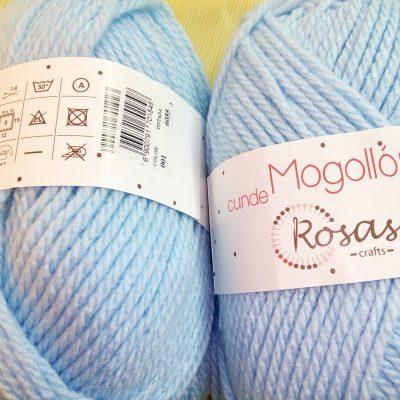 001-mogollon7 de rosas crafts, lote 5 ovillos