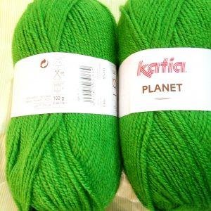 verde hierba, katia planet