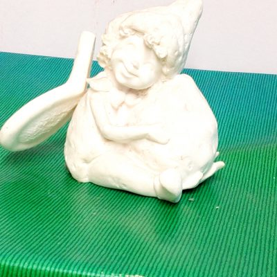 figura del duende de las fresas